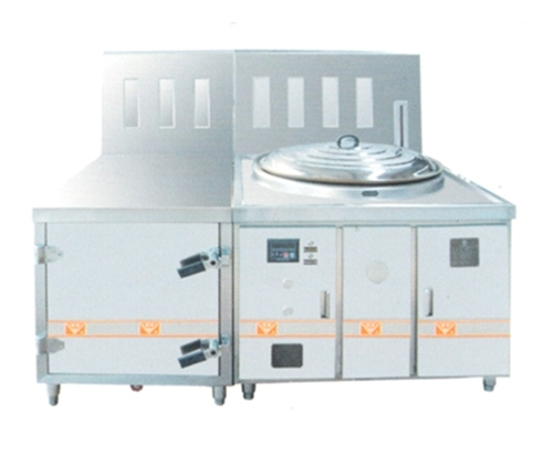 厨房燃气蒸饭柜应该怎样正确的使用?