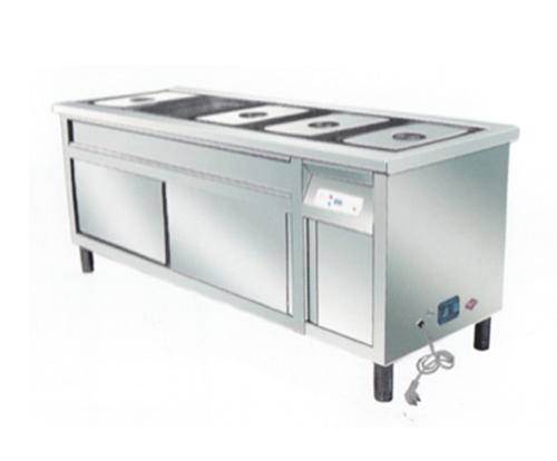 LBSFG006柜式保温售饭台