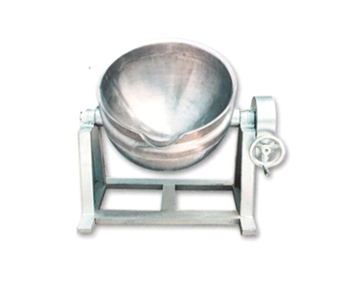 LBDJR002蒸汽夹层锅