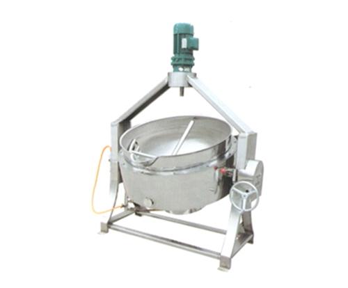 LBDJR003燃气搅拌夹层锅